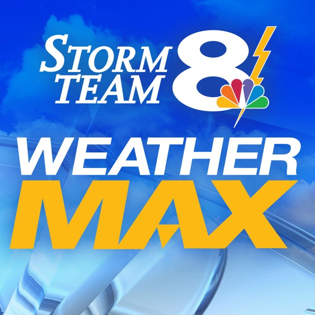 Storm Team 8 : Storm team wfla weather max tampa on the app store