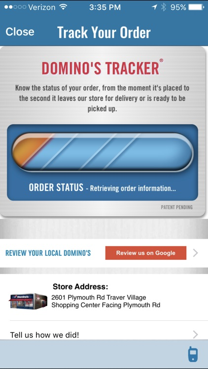 Domino's Pizza USA screenshot-3