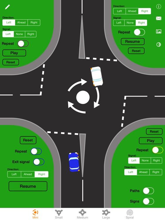 Learn To Drive: Roundabouts screenshot-4