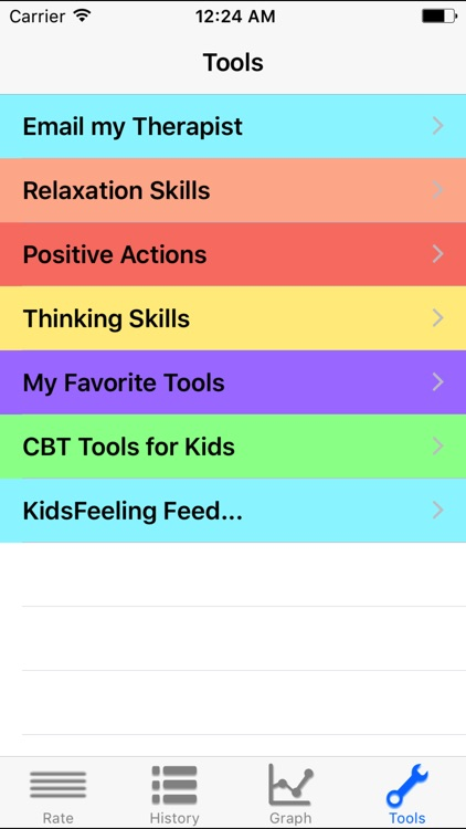 CBT Tools for Youth screenshot-3