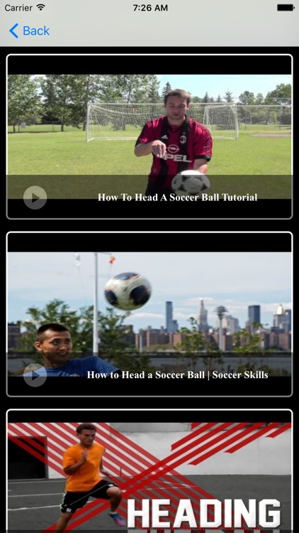 Soccer Trainer PRO - Learn Soccer Skills screenshot-1