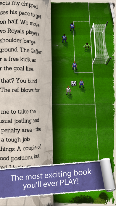 New Star Soccer G-Story screenshot two