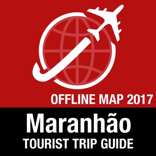Maranhão Tourist Guide + Offline Map