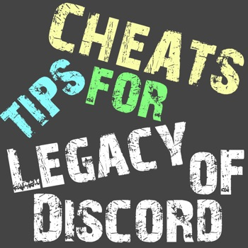 Cheats Tips For Legacy of Discord-FuriousWings