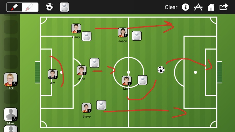 My Coach Football screenshot-1