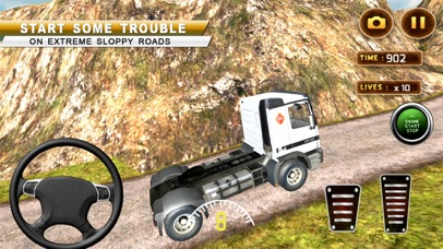 Real Offroad Extreme Truck Adventure:4x4 Simulator | App