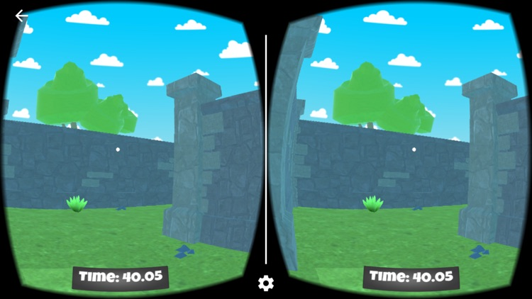 Maze Walk VR - Virtual Reality Game Puzzle Apps screenshot-2