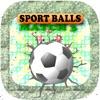 スポーツボールマッチ3