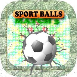 Sport Balls Match 3