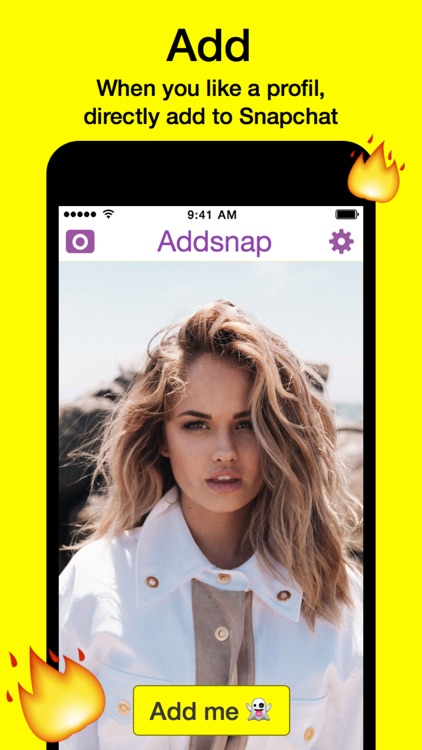 AddSnap - Get friends on Snapchat
