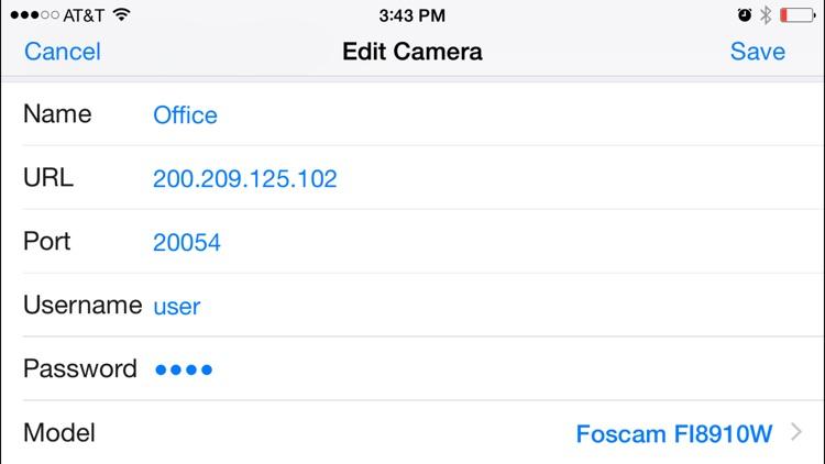 IP Cam Soft Pro screenshot-4