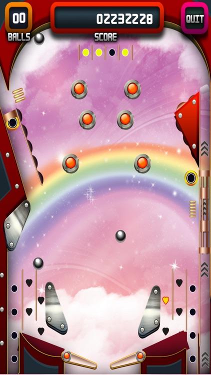 Rainbow Pinball