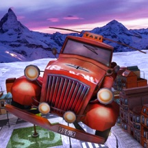 Chritmas Flying Car games