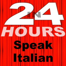 In 24 Hours Learn to Speak Italian