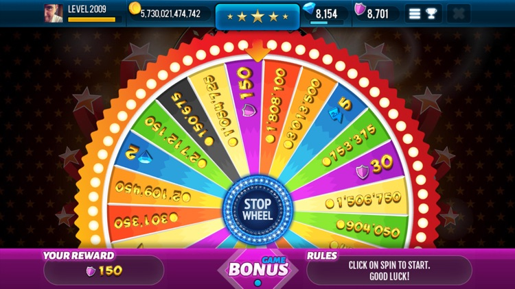 Jackpot Wild-Win Slots Machine screenshot-3