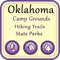 Oklahoma Campgrounds & Hiking Trails,State Parks