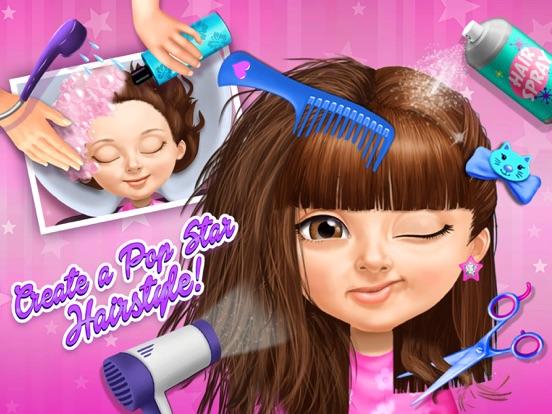 Sweet Baby Girl Pop Stars - No Ads screenshot 10