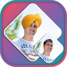 Patiala Shahi Photo Editor -Patiala Shahi Sticker