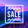 Stickers for Business: Photo Overlays with Deals
