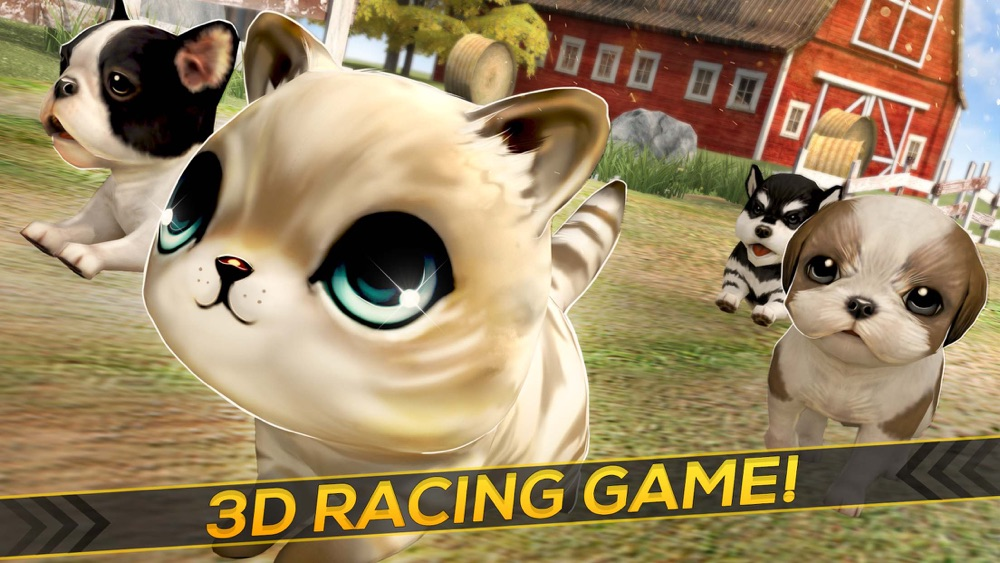 Puppy Land . Cats vs Baby Dogs Simulator Cheat Codes