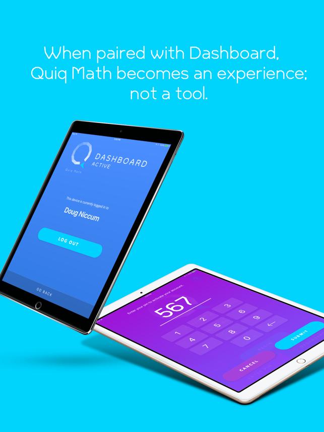 Quiq Math on the App Store
