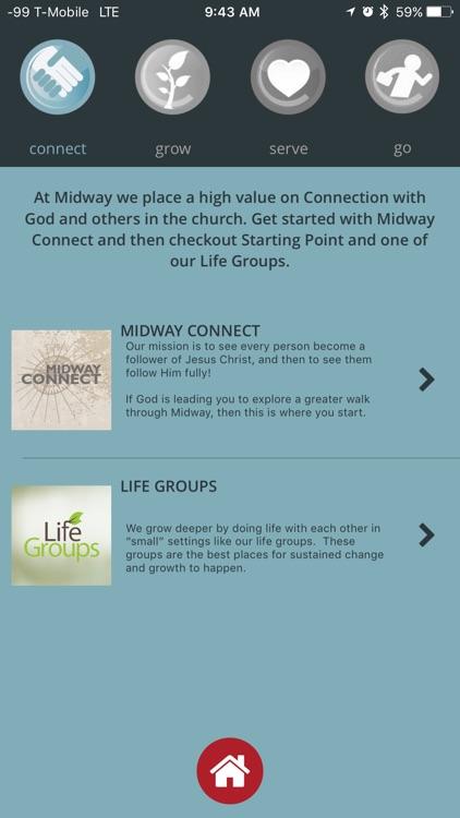 Midway Church - Pilot Point,TX