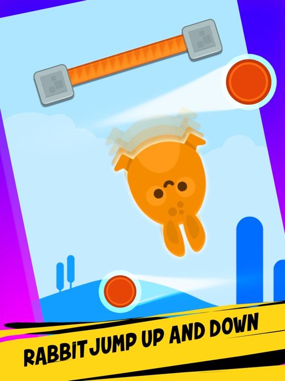 Rabbit Dash - Jump-ipad-1