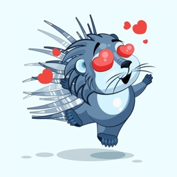 Porcupine - Stickers for iMessage