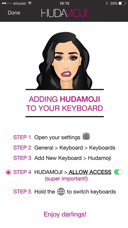 Hudamoji by Huda Beauty screenshot-4