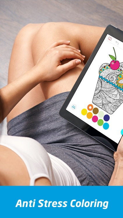 Adult Coloring Book Pages for Me, Adults, & Kids screenshot-4