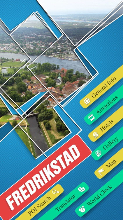 Fredrikstad Travel Guide screenshot-1