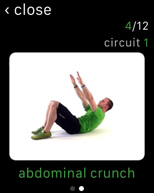 Screenshot #8 for 7 Minute Workout Challenge (Ad Supported)