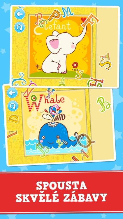 Angličtina pro děti - Logické hry pro nejmenší screenshot-3