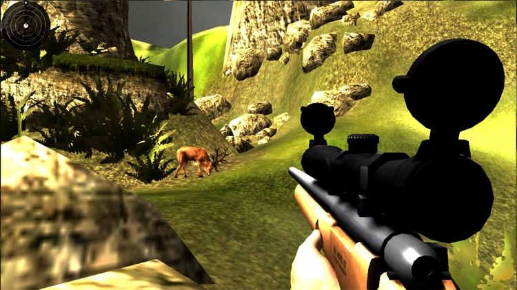 Trophy Buck Sniper: Deer Hunter Shooting Game