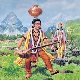 Tales of Narada - Amar Chitra Katha Comics
