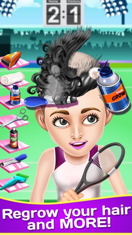 Hair Salon Shave Spa Kids Games screenshot-3