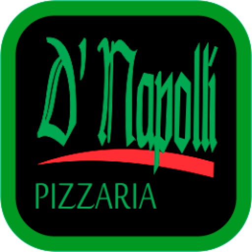 D'Napolli Pizzaria application logo