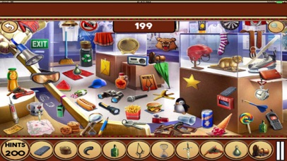 Hidden Objects:The New Home Owners screenshot one