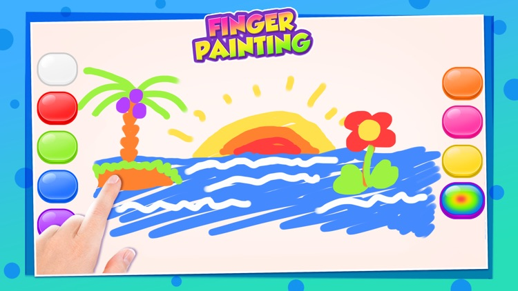 Finger Painting: Drawing Apps
