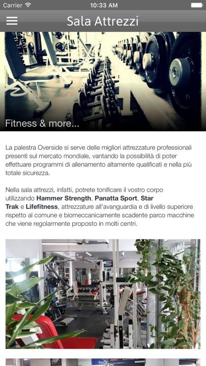Overside Gym