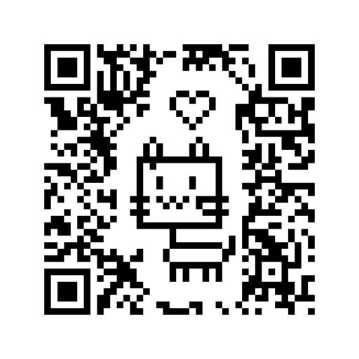 Pixel QR