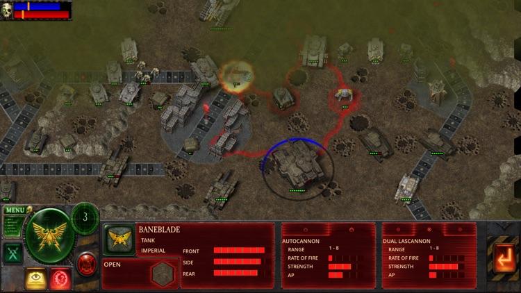 Battle of Tallarn screenshot-0