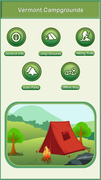 Vermont Camping And National Parks