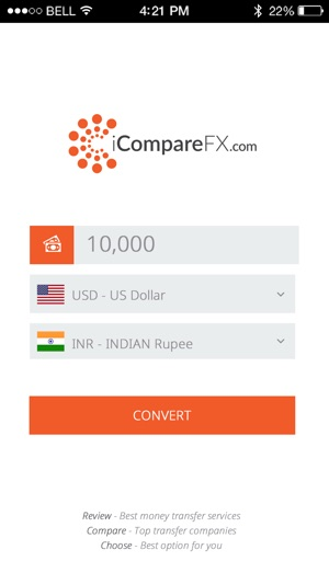 Compare Money Exchange 4
