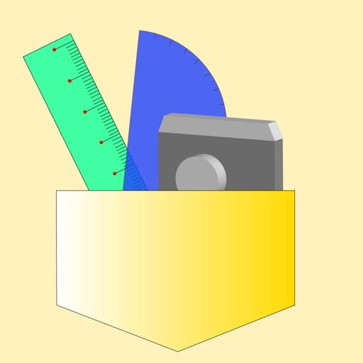 Pocket Rulers