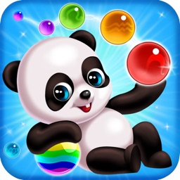 Panda Bubble Pop: Best Bubble Shooter Free Games