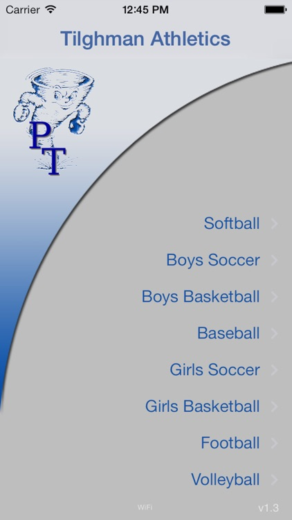 Tilghman High School Athletics
