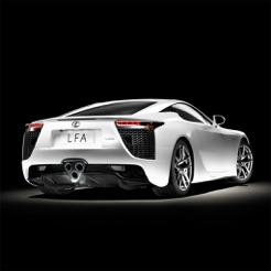 Hd Car Wallpapers Lexus Lfa Edition En App Store
