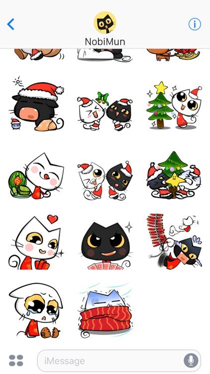 Hiro Shino - New Year Sticker screenshot-3