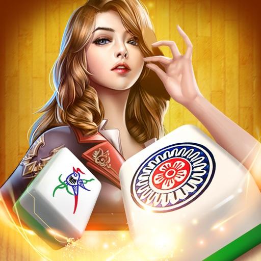 开心麻将馆:超级幸运麻将大满贯
